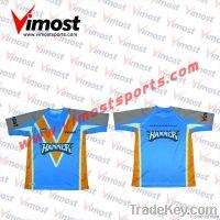 Custom cricket training shirt