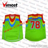 custom high quality aussie rules jersey