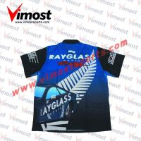 Blue Racing shirts