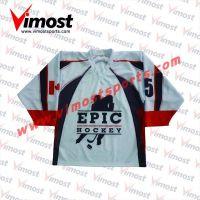 Custom ice hockey wear