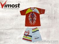 custom soccer short with sublimation