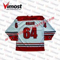 V-neck Ice hockey jersey