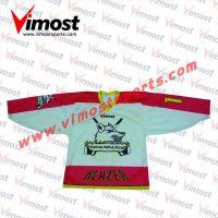 Sublimation hockey jersey