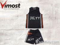 OEM custom basketball shirt uniform