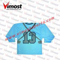 Dye-sub ice hockey jersey design