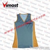 custom running singlet, sports vest