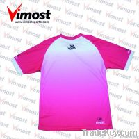 custom T-shirts with sublimation