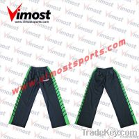 custom sports warm pants
