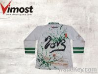 new style custom polo shirt with sublimation