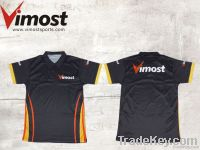 custom teen/youth polo shirt with sublimation