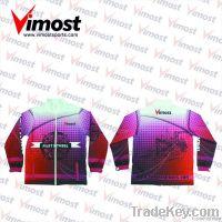 OEM new style custom jacket with sublimation