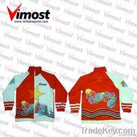 OEM custom sportswear -jacket with sublimation