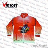 fashion custom jacket with sublimation