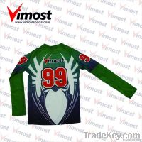 custom  volleyball jersey with sublimation