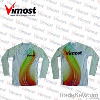 custom volleyball wear , jersey with sublimation