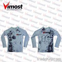 custom sportswear , uniform , jersey with sublimation