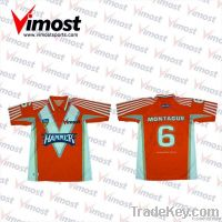custom cricket wear, cricket playing jersey , with sublimation
