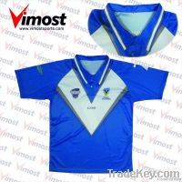 custom cricket wear, cricket jersey, OEM, by sublimation