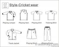 unique design custom cricket track jacket, cricket wear