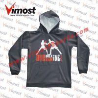 Custom 100%polyester hoodies