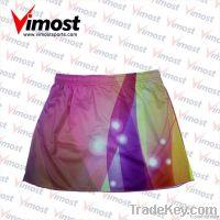 hot sale custom netball skirt , netball wear , OEM