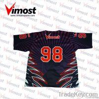 custom baseball jersey with sublimation OEM