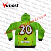 High Quality Bright Color Hoodies