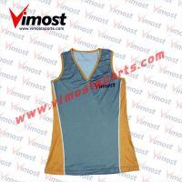 Custom women's vest