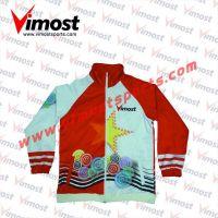 Custom sublimation winter jacket