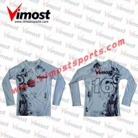 Custom sublimation volleyball jersey