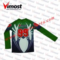 100%polyester volleyball jersey