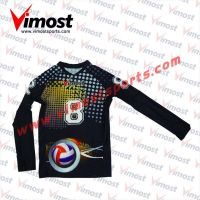 Custom sublimation volleyball wear