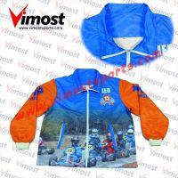 Custom winter jacket