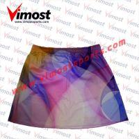Custom new design netball skirt