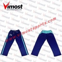 Custom sublimation warm pants