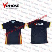 Dye-sub creative designed polo shirts