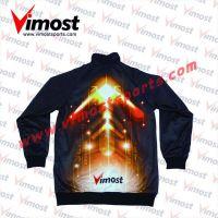 Custom men's windproof jacket