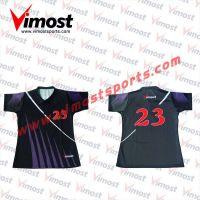 Custom dye-sub polo shirts