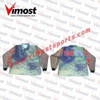 High quality sublimation polo shirt