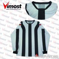 OEM custom breathable socer jersey