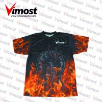High quality Cheap T-shirts/uniform with sublimation