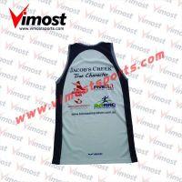 Custom sublimation vest