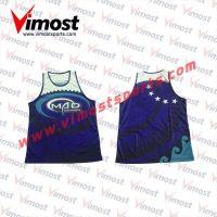Custom singlets/vest