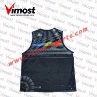 Sublimation singlets/vest