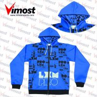 colorful  hoodies with sublimation