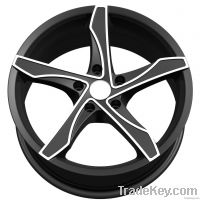 "18"" Modified car aluminum wheel"
