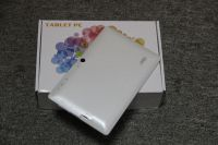 7inch Allwinner A23 dual core android4.4.2 tablet pc with dual camera