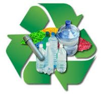 any types recycled plastic and raw materials