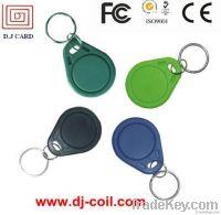 Hot sale RFID key tag/key ring/keychian/key fob