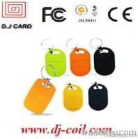 Hot sale RFID key tag/key ring/keychian/key fob